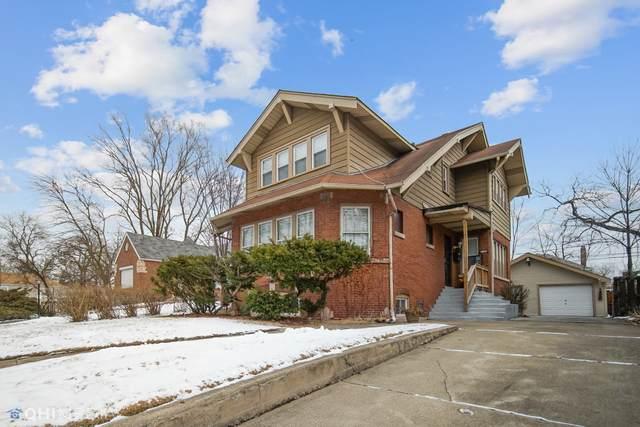 12107 S Stewart Avenue, Chicago, IL 60628 (MLS #10975400) :: Jacqui Miller Homes