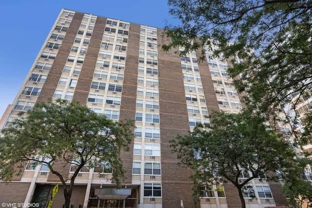 3033 N Sheridan Road #1608, Chicago, IL 60657 (MLS #10975407) :: John Lyons Real Estate