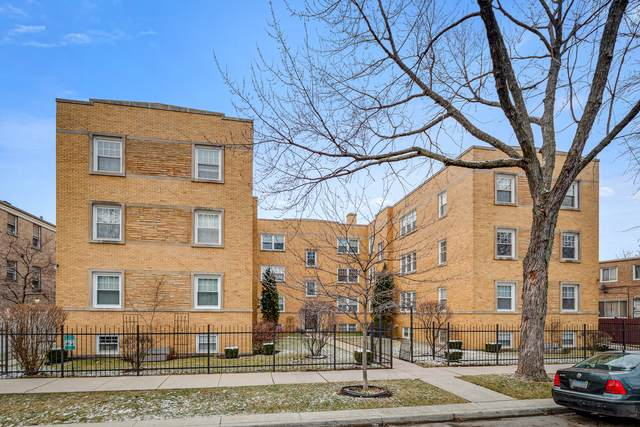 6050 N Francisco Avenue 3E, Chicago, IL 60659 (MLS #10975417) :: Schoon Family Group