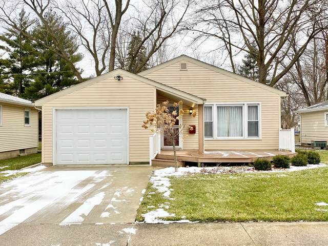 608 E Payson Street, Pontiac, IL 61764 (MLS #10975420) :: The Wexler Group at Keller Williams Preferred Realty