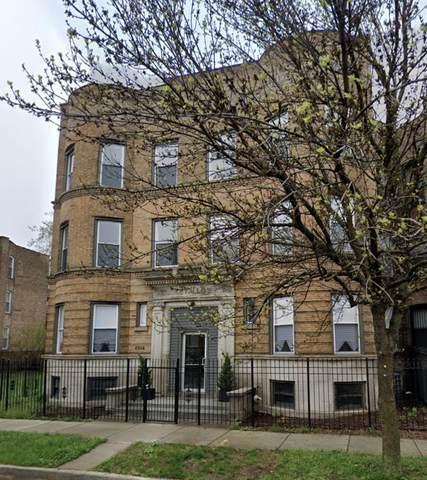 4512 S Calumet Avenue #2, Chicago, IL 60653 (MLS #10975432) :: Suburban Life Realty