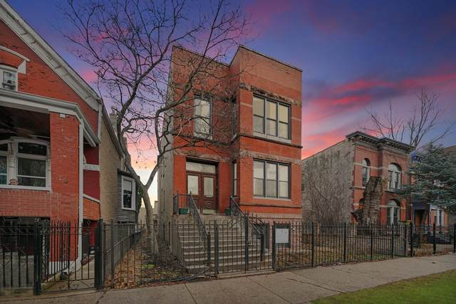 1243 N Hoyne Avenue, Chicago, IL 60622 (MLS #10975433) :: Suburban Life Realty