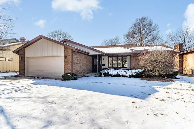 517 Homestead Place, Joliet, IL 60435 (MLS #10975437) :: Jacqui Miller Homes