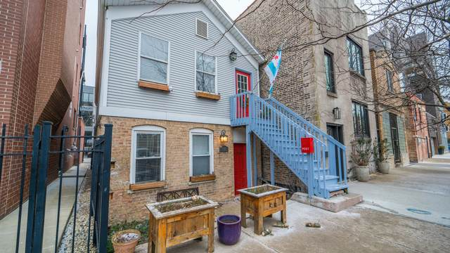 1545 W Chestnut Street, Chicago, IL 60642 (MLS #10975445) :: Suburban Life Realty