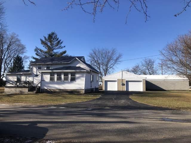 526 N Peoria Street, Gilman, IL 60938 (MLS #10975451) :: Littlefield Group