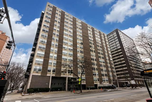 3033 N Sheridan Road #606, Chicago, IL 60657 (MLS #10975461) :: Helen Oliveri Real Estate