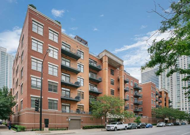 560 W Fulton Street #204, Chicago, IL 60661 (MLS #10975522) :: The Wexler Group at Keller Williams Preferred Realty