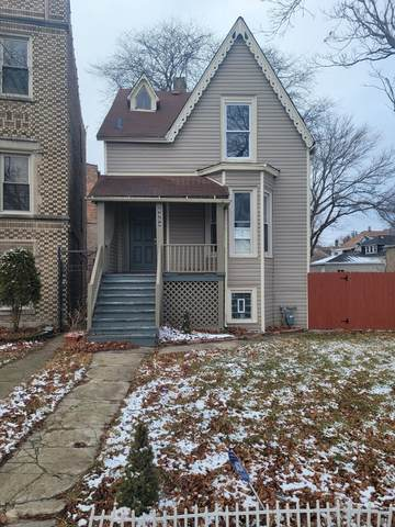 8854 S Dauphin Avenue, Chicago, IL 60619 (MLS #10975530) :: Suburban Life Realty