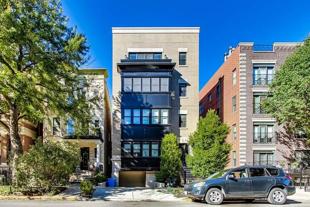 722 W Melrose Street Ph, Chicago, IL 60657 (MLS #10975552) :: Suburban Life Realty