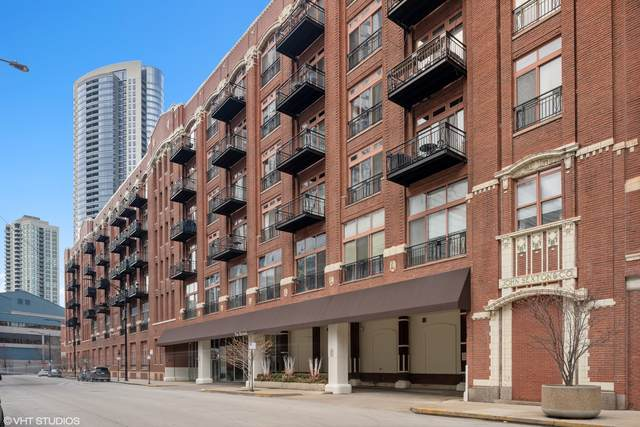 360 W Illinois Street 3A, Chicago, IL 60654 (MLS #10975558) :: The Wexler Group at Keller Williams Preferred Realty