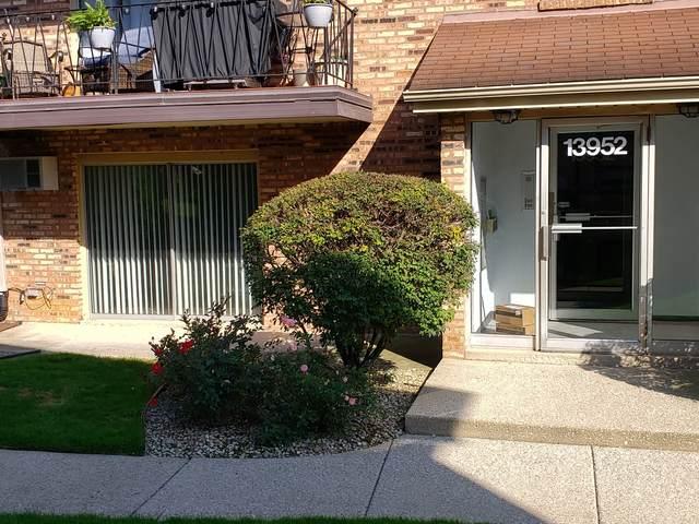 13952 Waterbury Drive #802, Crestwood, IL 60418 (MLS #10975574) :: John Lyons Real Estate