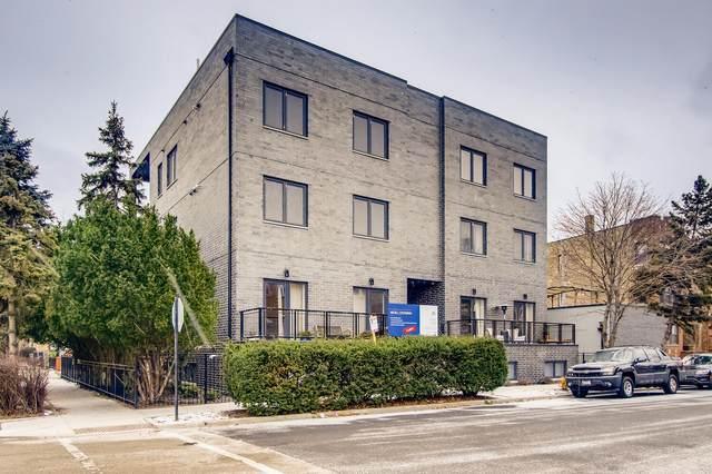 2205 W Medill Avenue 3W, Chicago, IL 60647 (MLS #10975600) :: Jacqui Miller Homes