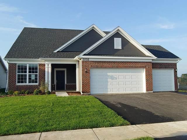 2084 Samantha Joy Lane, Bolingbrook, IL 60490 (MLS #10975612) :: Angela Walker Homes Real Estate Group