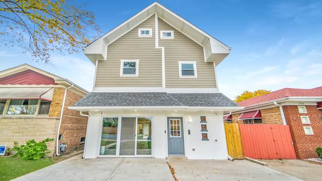 7544 W Touhy Avenue, Chicago, IL 60631 (MLS #10975622) :: Janet Jurich