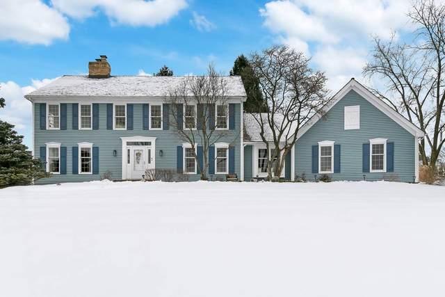 25409 N Cayuga Trail, Lake Barrington, IL 60010 (MLS #10975642) :: Helen Oliveri Real Estate