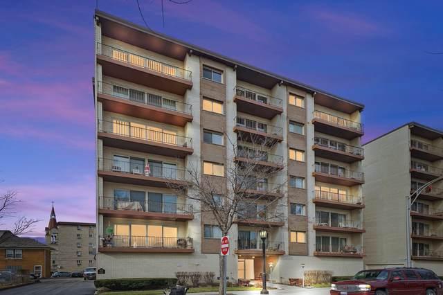251 Marengo Avenue 4E, Forest Park, IL 60130 (MLS #10975654) :: Angela Walker Homes Real Estate Group