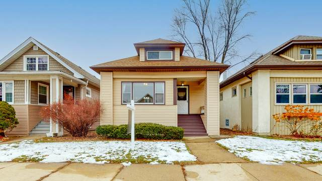 5337 W Grace Street, Chicago, IL 60641 (MLS #10975660) :: Jacqui Miller Homes