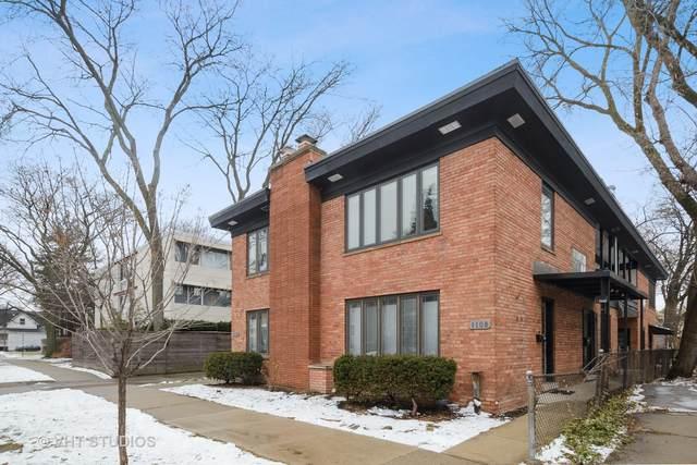 1108 Erie Street 2F, Oak Park, IL 60302 (MLS #10975665) :: Angela Walker Homes Real Estate Group