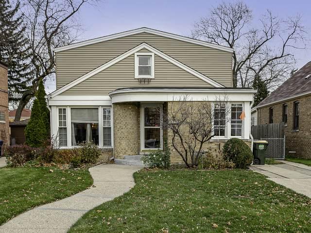 1731 N 74th Avenue, Elmwood Park, IL 60707 (MLS #10975686) :: Jacqui Miller Homes