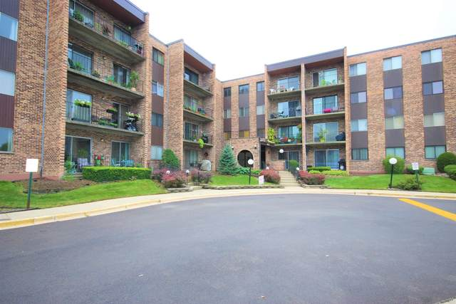 625 W Huntington Commons Road #101, Mount Prospect, IL 60056 (MLS #10975690) :: Helen Oliveri Real Estate