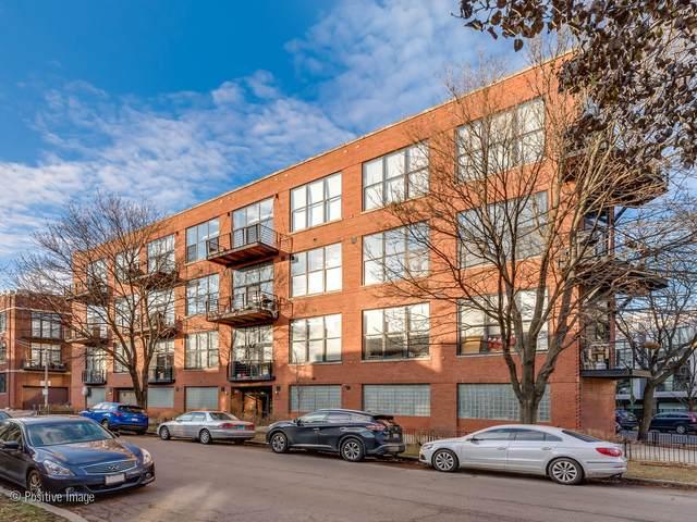 2210 W Wabansia Avenue #302, Chicago, IL 60647 (MLS #10975699) :: Suburban Life Realty