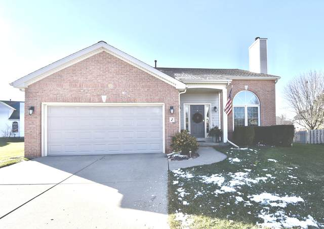 2 Valley Brook Court, Bloomington, IL 61704 (MLS #10975706) :: Jacqui Miller Homes