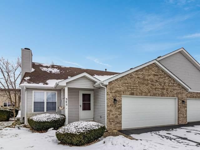 345 Warren Street A, Somonauk, IL 60552 (MLS #10975713) :: Ryan Dallas Real Estate