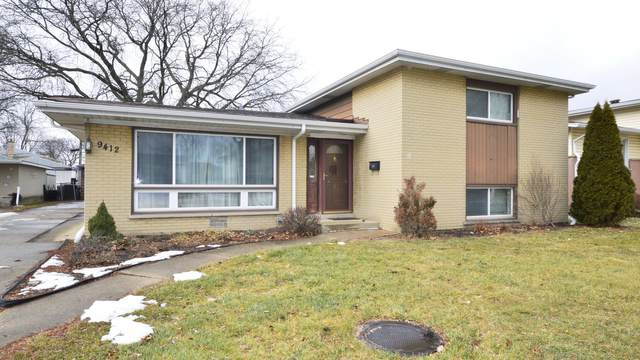 9412 Ozark Avenue, Morton Grove, IL 60053 (MLS #10975714) :: Schoon Family Group