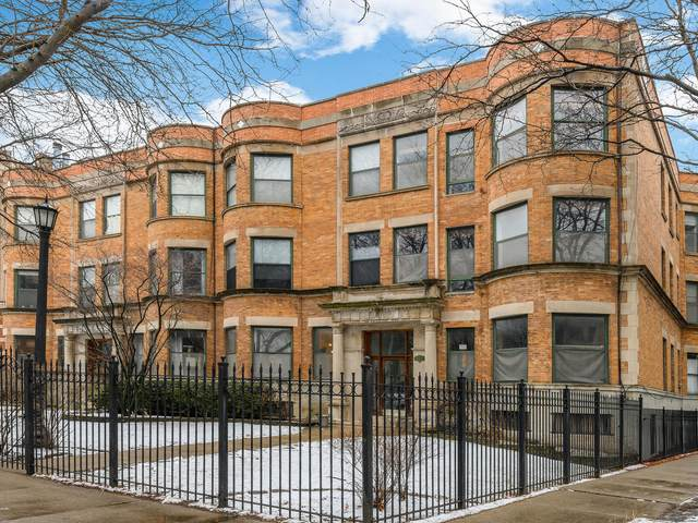 4603 N Beacon Street 1D, Chicago, IL 60640 (MLS #10975730) :: RE/MAX Next