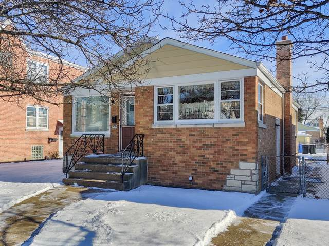 3039 N Olcott Avenue, Chicago, IL 60707 (MLS #10975744) :: Littlefield Group