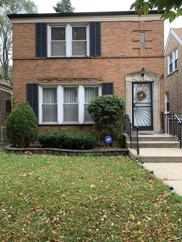 8106 S Artesian Avenue, Chicago, IL 60652 (MLS #10975749) :: Janet Jurich