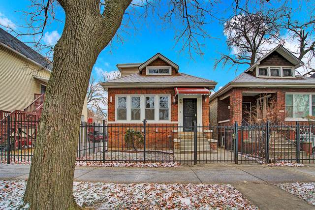 834 E 89th Place, Chicago, IL 60619 (MLS #10975759) :: Angela Walker Homes Real Estate Group