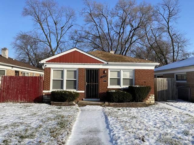 12247 S Racine Avenue, Chicago, IL 60643 (MLS #10975761) :: Angela Walker Homes Real Estate Group