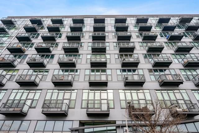 1224 W Van Buren Street #815, Chicago, IL 60607 (MLS #10975775) :: Angela Walker Homes Real Estate Group