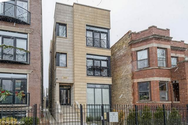 2453 W Thomas Street #2, Chicago, IL 60622 (MLS #10975783) :: Suburban Life Realty