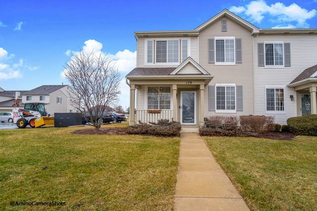 179 Azalea Circle #179, Romeoville, IL 60446 (MLS #10975789) :: The Wexler Group at Keller Williams Preferred Realty