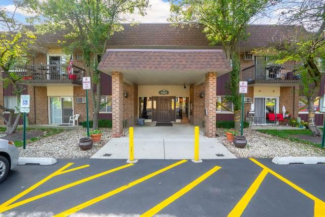 3425 83rd Street D5, Woodridge, IL 60517 (MLS #10975798) :: Janet Jurich