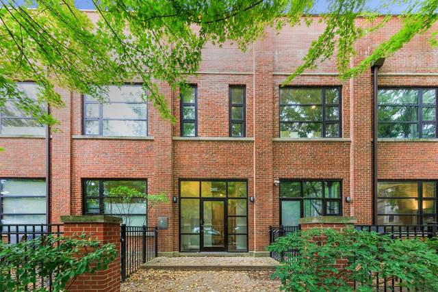 2105 W Concord Place #5, Chicago, IL 60647 (MLS #10975801) :: Suburban Life Realty