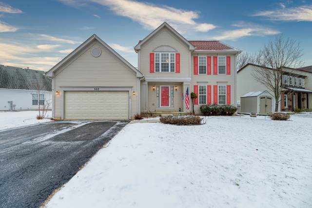 169 Brookwood Lane W, Bolingbrook, IL 60440 (MLS #10975822) :: Jacqui Miller Homes