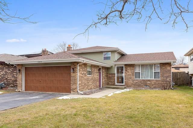 12824 S Blossom Drive, Alsip, IL 60803 (MLS #10975857) :: Suburban Life Realty