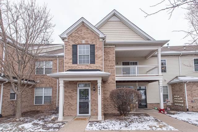 4455 Timber Ridge Court #4455, Joliet, IL 60431 (MLS #10975884) :: Helen Oliveri Real Estate