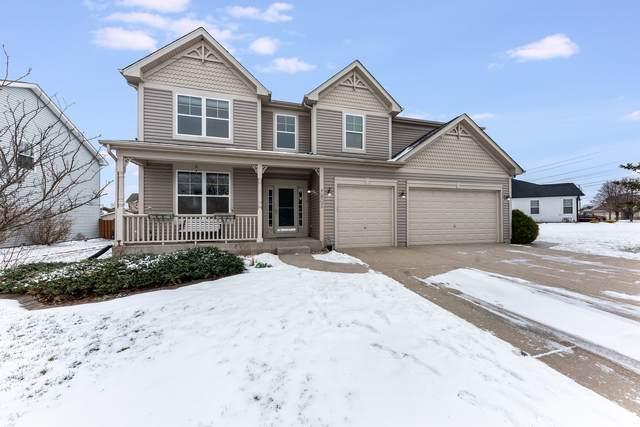 802 Willow Lane, Shorewood, IL 60404 (MLS #10975887) :: Jacqui Miller Homes