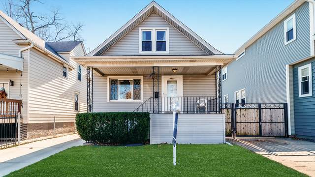 4823 W Eddy Street, Chicago, IL 60641 (MLS #10975911) :: Jacqui Miller Homes