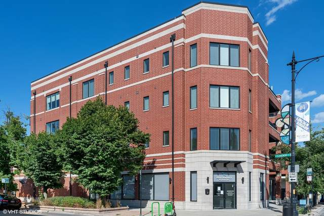 4805 N Claremont Avenue #303, Chicago, IL 60625 (MLS #10975914) :: Jacqui Miller Homes