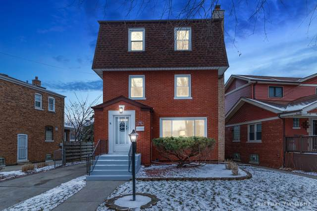 9719 S Homan Avenue, Evergreen Park, IL 60805 (MLS #10975922) :: Jacqui Miller Homes