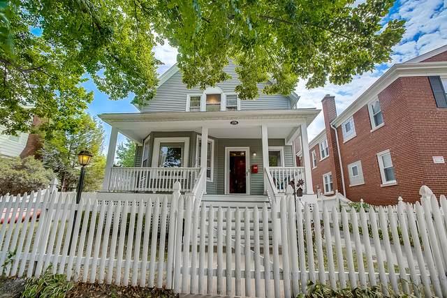 1129 Augusta Street, Oak Park, IL 60302 (MLS #10975945) :: Helen Oliveri Real Estate