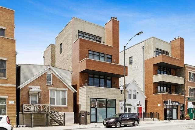 1950 N Damen Avenue #2, Chicago, IL 60647 (MLS #10975951) :: Jacqui Miller Homes