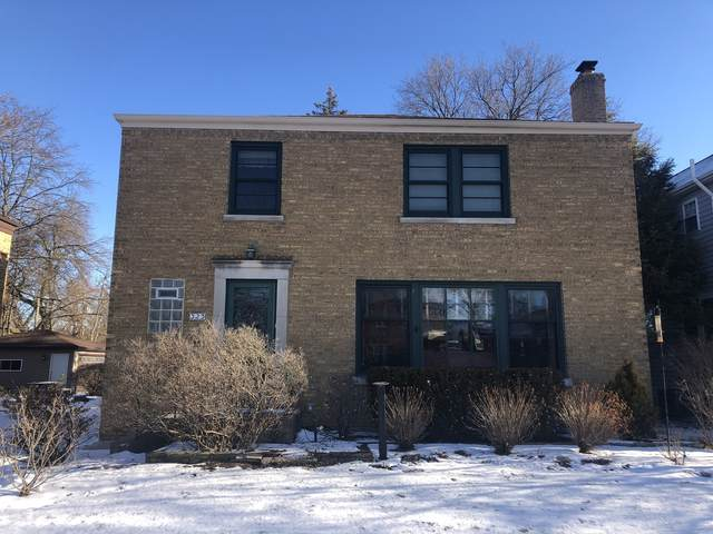 323 Bartram Road, Riverside, IL 60546 (MLS #10975957) :: The Wexler Group at Keller Williams Preferred Realty