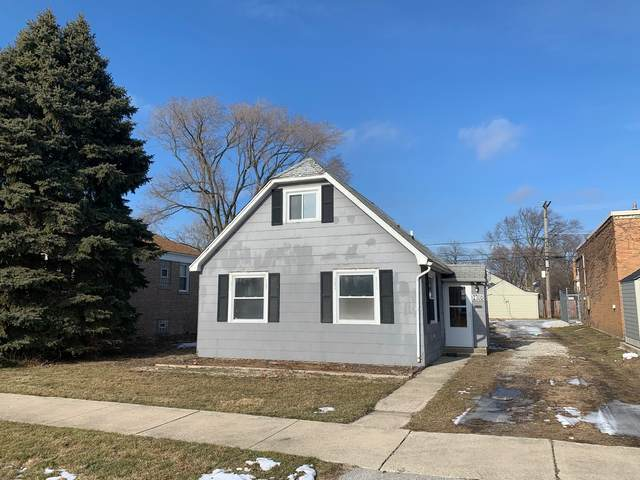 2708 W 98th Place, Evergreen Park, IL 60805 (MLS #10976022) :: The Wexler Group at Keller Williams Preferred Realty