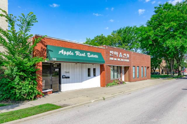 7848 Lincoln Avenue, Skokie, IL 60077 (MLS #10976047) :: Jacqui Miller Homes